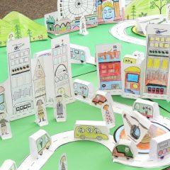 Paper City – Wir bauen eine Stadt aus Papier