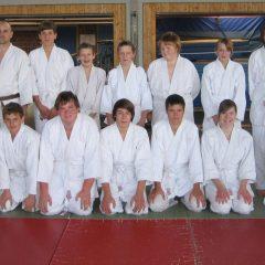 Was passiert in der Judo-AG?