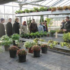 Besuch in der Berufsschule Ettmannsdorf