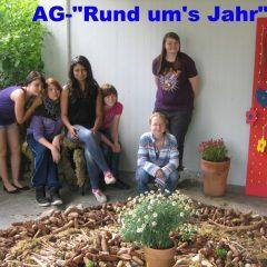 AG – Rund um's Jahr