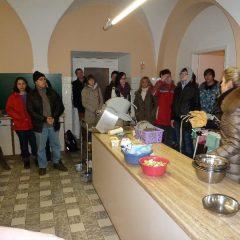Besuch der Berufsschulen in Ettmannsdorf und Grafenwöhr