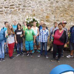 Minigolf in Amberg