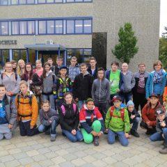 Klassenfahrt zum Jugendhaus Knappenberg