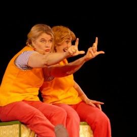 Kindertheaterfestival in Amberg