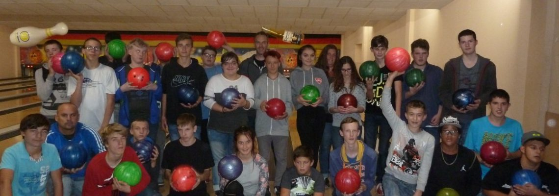 Bowling in Amberg