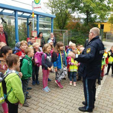 Buslotsen und Busschule für die Kleinsten