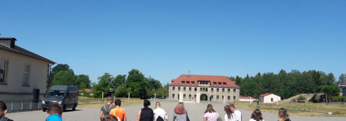 Besichtigung der Gedenkstätte Flossenbürg